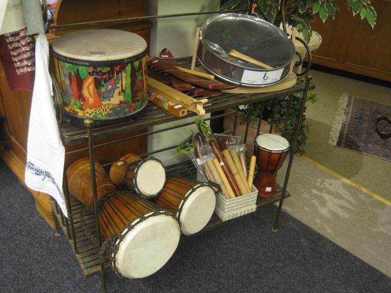 Musikinstrumente für jeden Geschmack aus Kiel