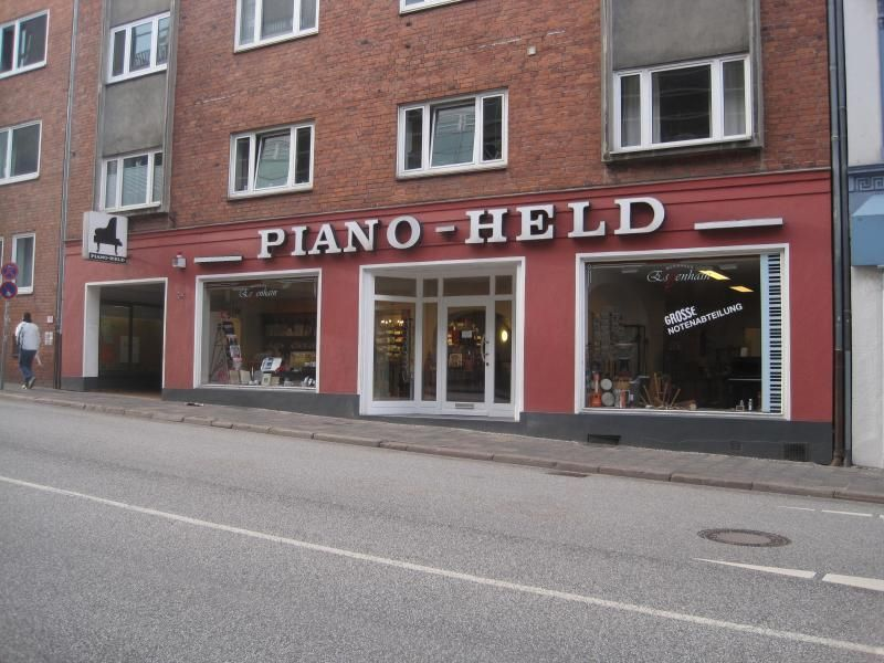 Musikhaus Espenhain in Kiel